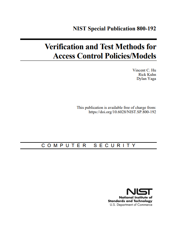 Security Policy Tool – A Tool for Editing, Modeling, Testing, and